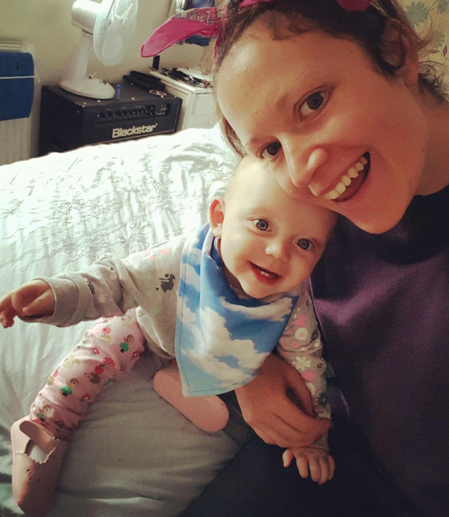 Maternity leave is never what you think!
