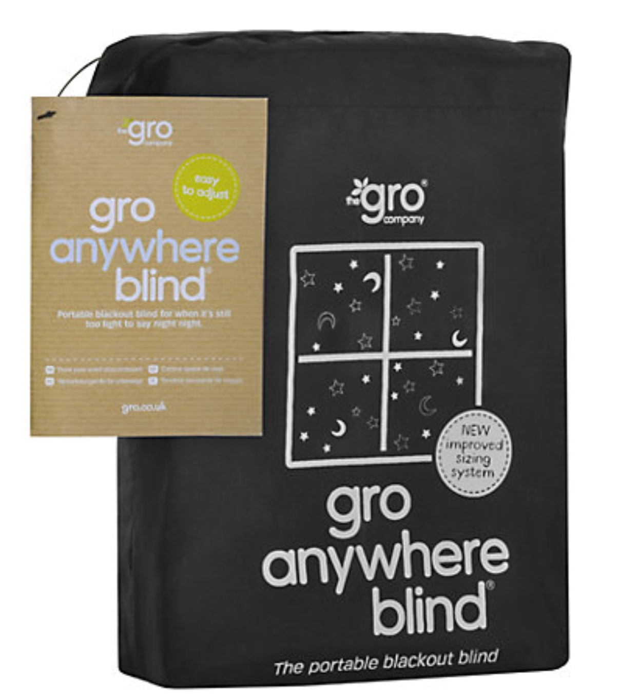 The Gro Blind - a total lifesaver!