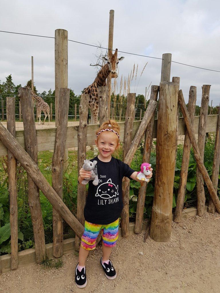 We love Twycross Zoo!