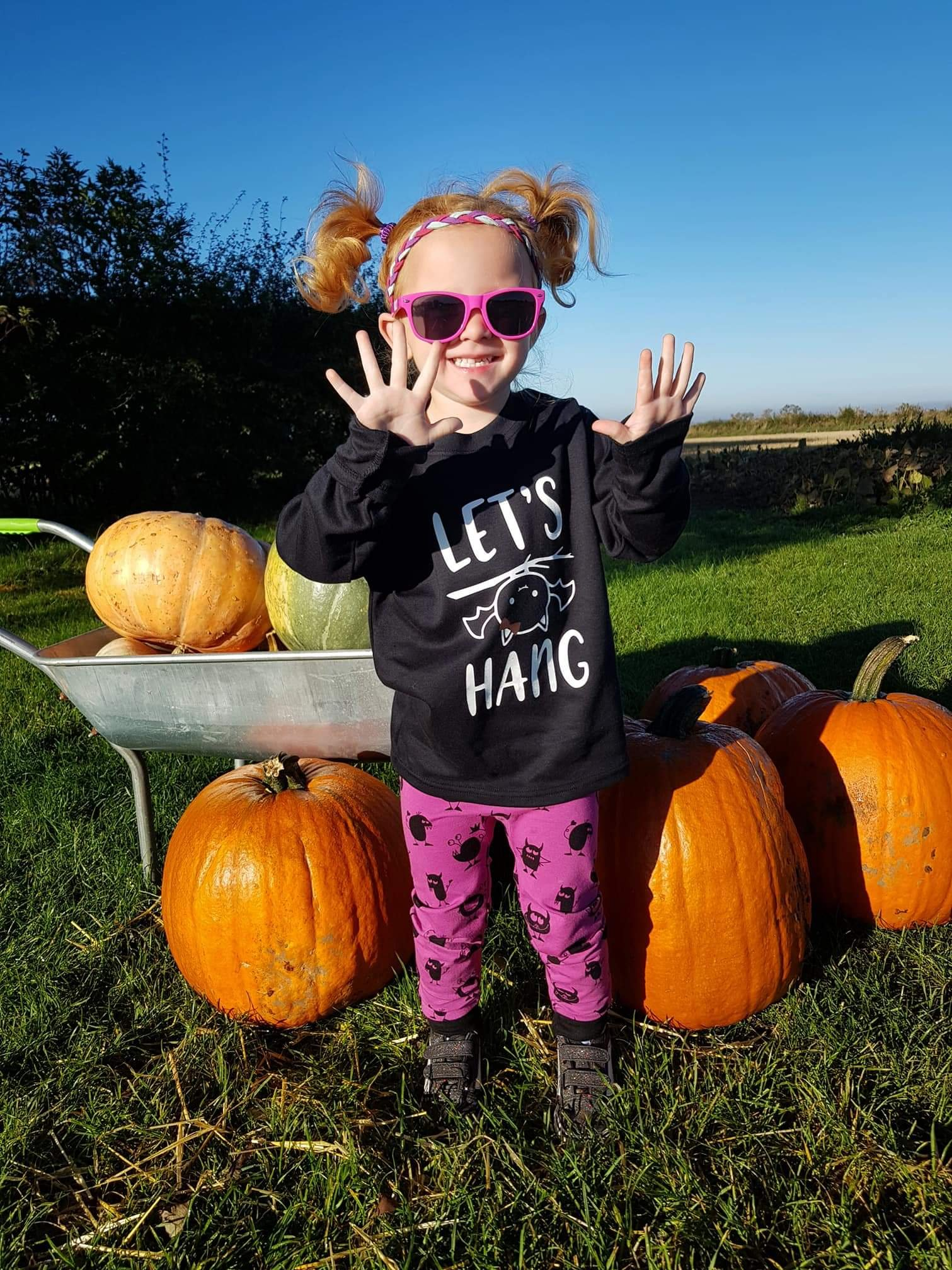 High 5 (or high 10) if you love Halloween activities!