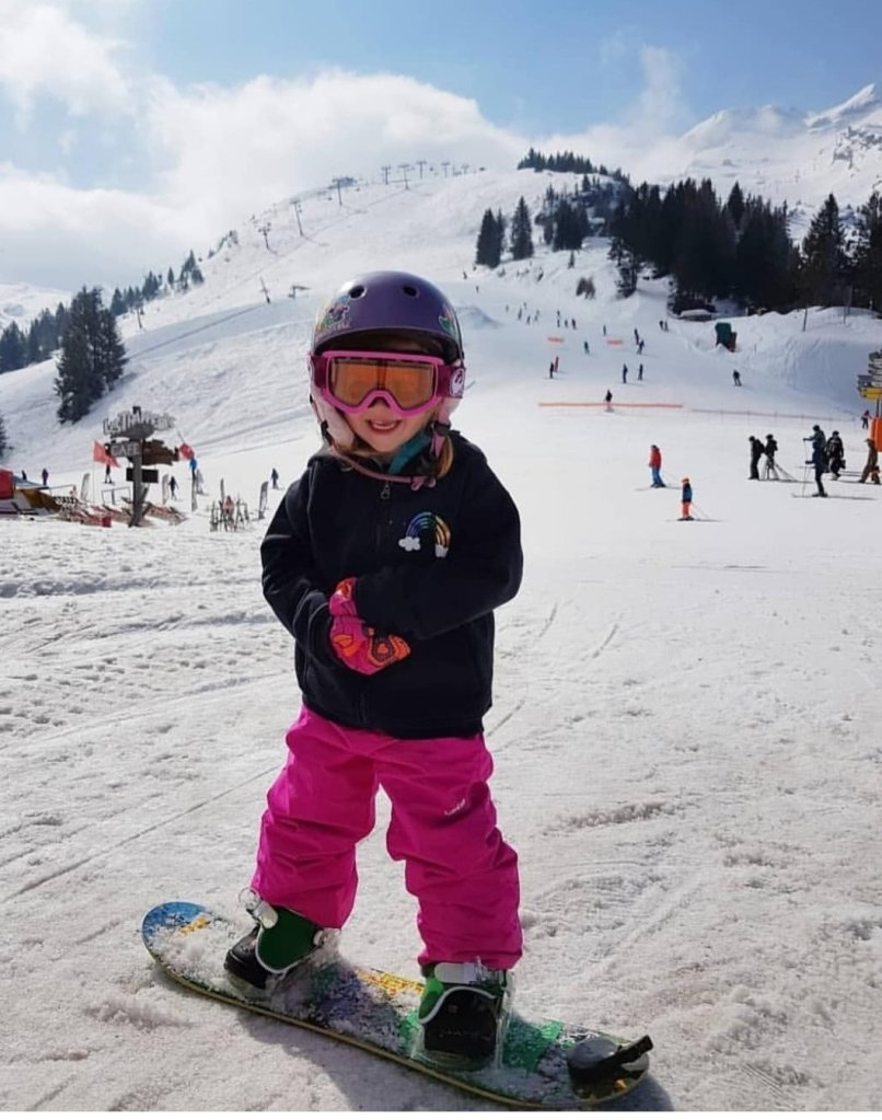 Morzine is the perfect place to get your kids on the snow