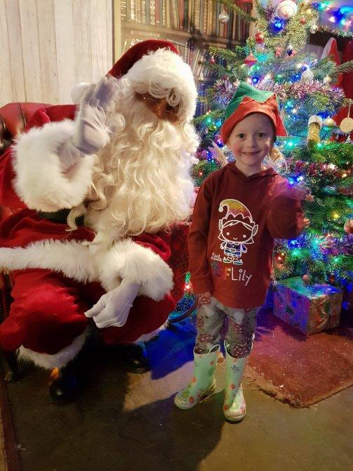 A lovely Santa experience!
