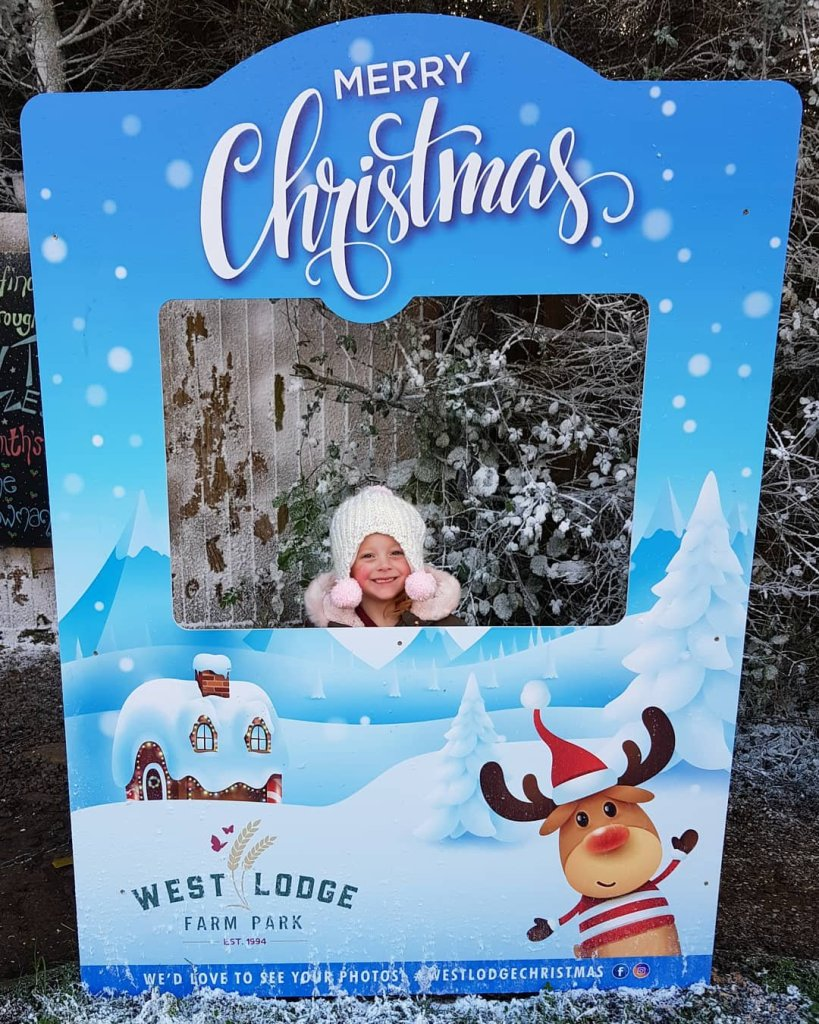 Christmas at West Lodge Farm Park