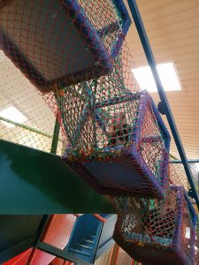 The indoor play area (I limited photos due to other children!)