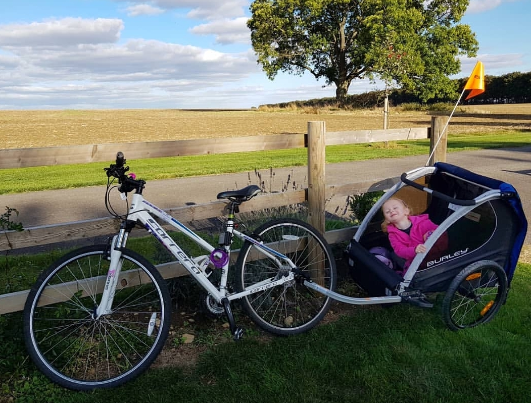 You can hire bikes. We took our own but there are some fantastic paths around Notgrove to enjoy