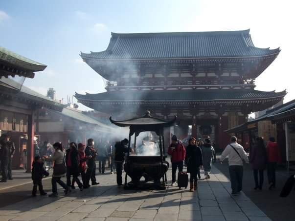 Tokyo (2010) where tradition lives on in an incredible city!