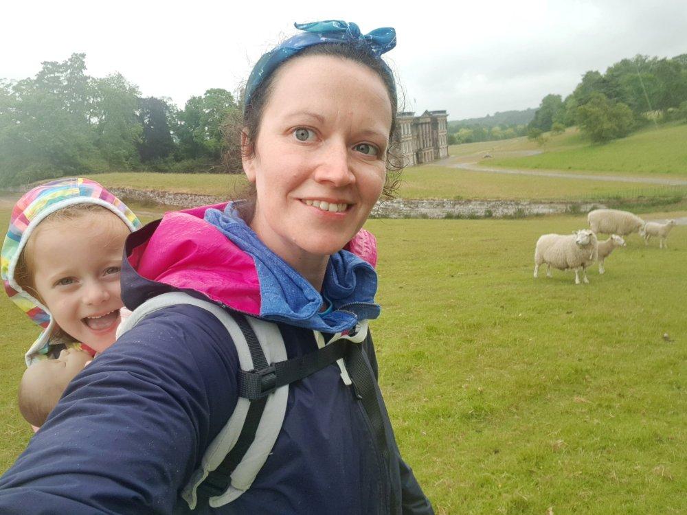 A socially-distanced walk at Calke Abbey