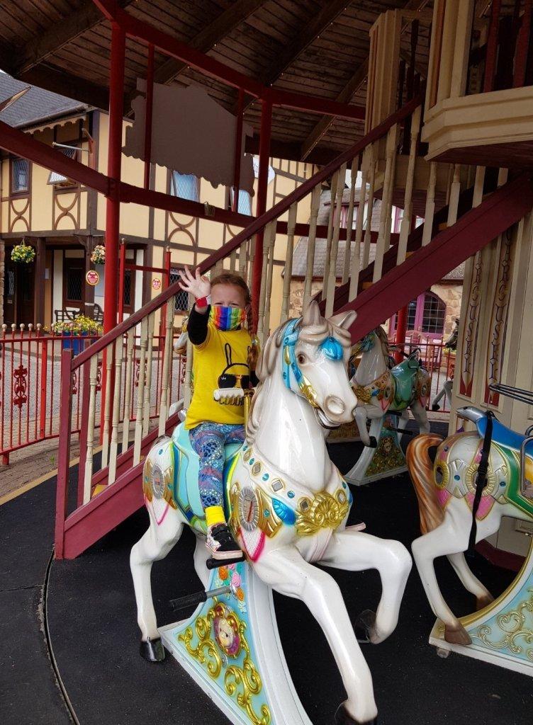 Loving the carousel!