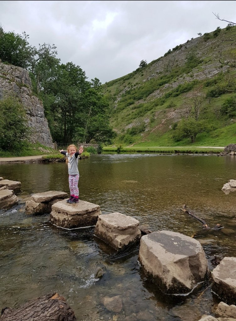 The stepping stones can get very busy so we'd recommend getting there early!
