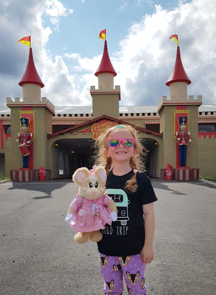 Gulliver's Valley theme park South Yorshire