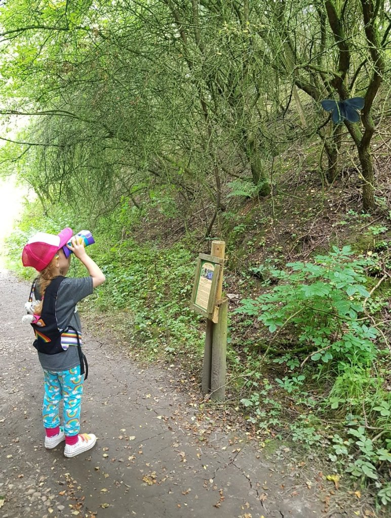 Nature spotting is great with Kidnoculars!