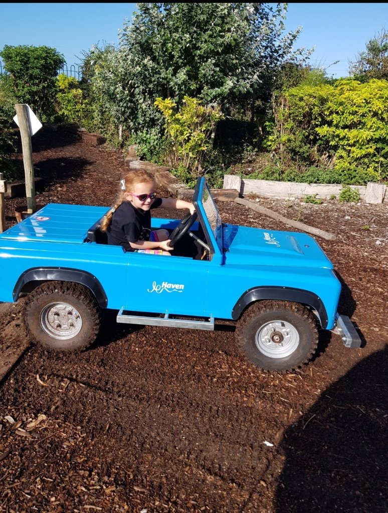 4x4 off road adventures were definitely a highlight for this one