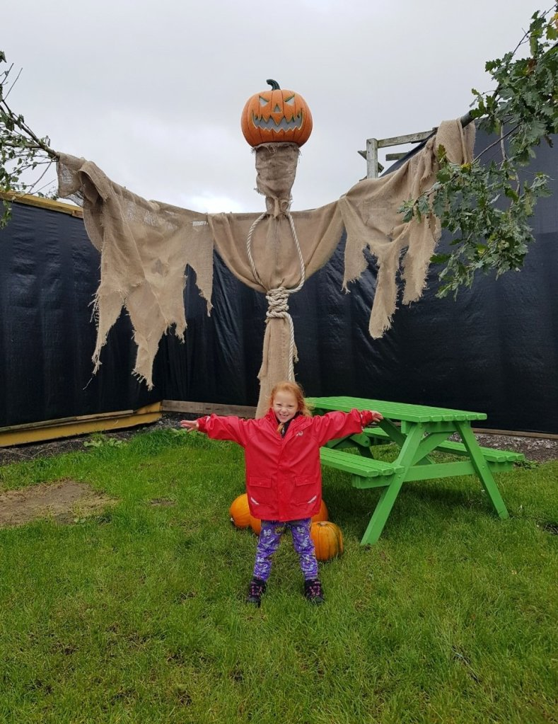 Welcome to the National Forest Adventure Farm Halloween event 2020