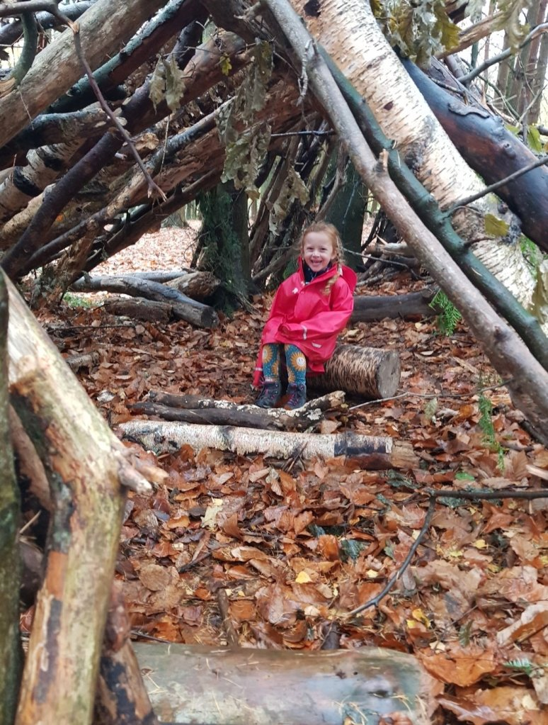 Seeking out the dens in the woods