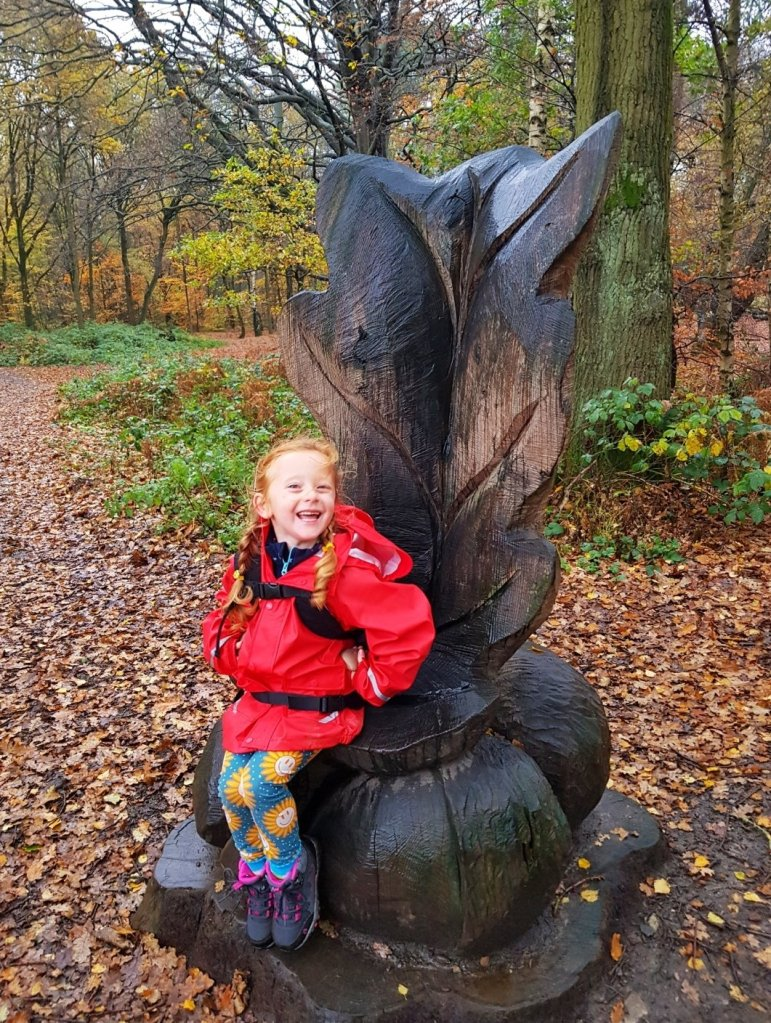 There are sculptures to find across Beacon Hill