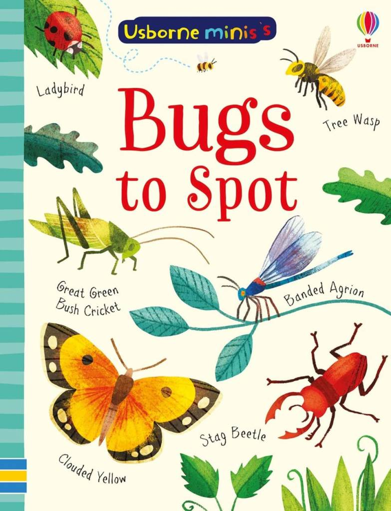Great stocking fillers for kids who love the outdoors from Usborne