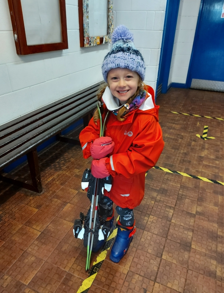 There was everything you needed at the snowsports centre and all equipment was provided and cleaned between uses