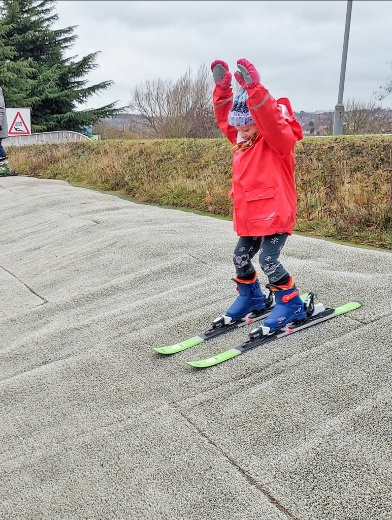 Hands up if you had fun at Swadlincote Snowsports Centre