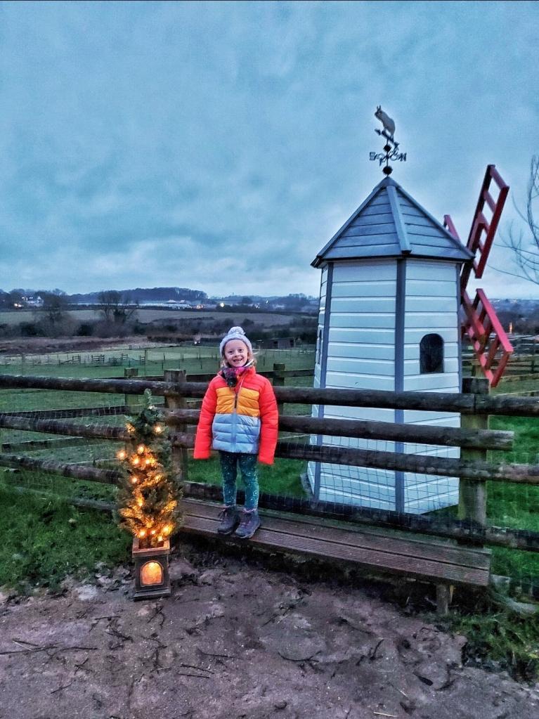 Christmas 2020 at Manor Farm Park