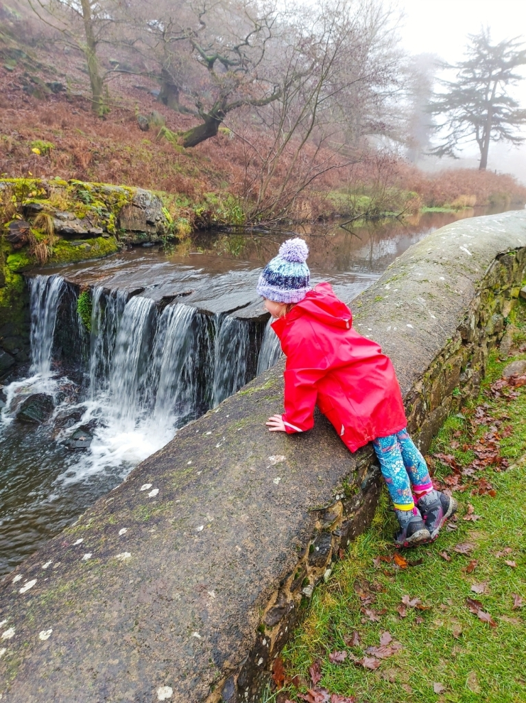 Winter is a great time to explore the outdoors - just be prepared with little ones!