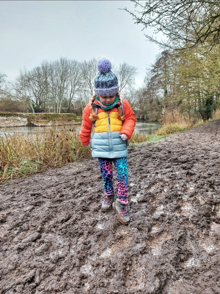 Get out and about - check out our post on ideas for outdoor adventures