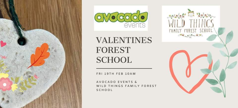 Join in the Avocado Events / Wild Things Forest School