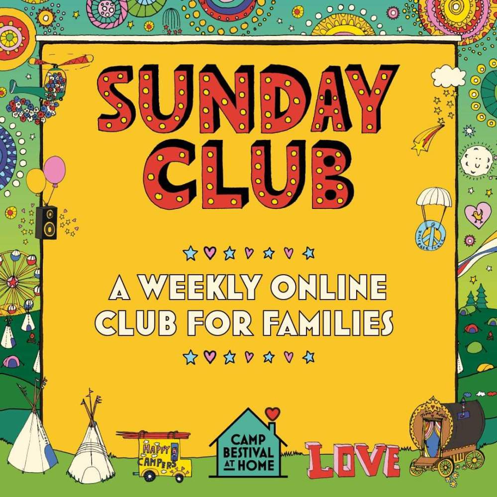 The Camp Bestival Sunday Club