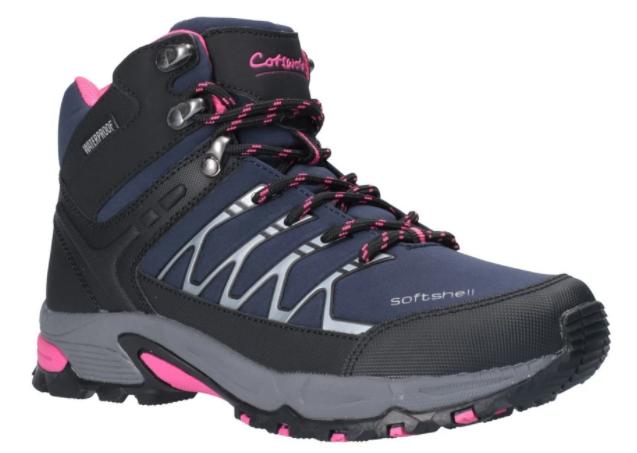 Abbeydale Walking Boots