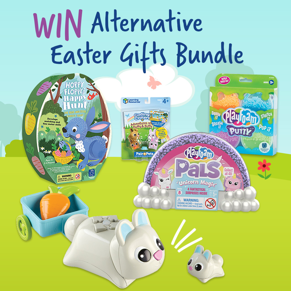 Your Easter Gift Bundle from Learning Resources UK