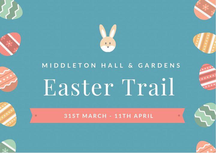 Middleton Hall & Gardens Easter Trail