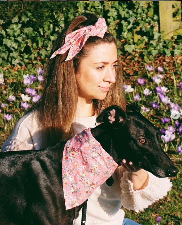 Twin with your dogs thanks to the beautiful Moonbeam Hound