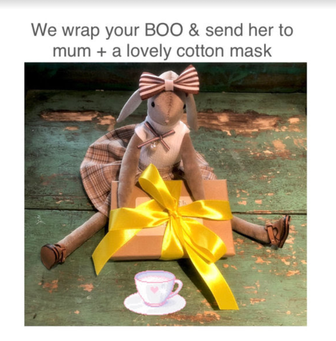 BOO is a great gift sent directly to mum for any occasion