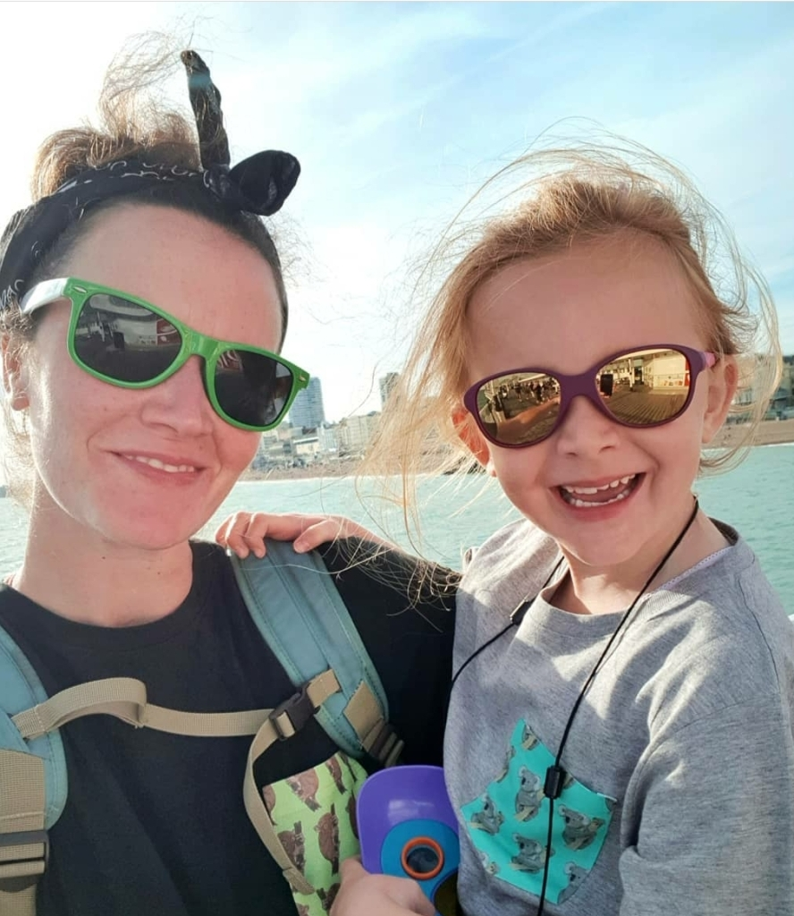 Twinning is winning - we can't wait to get out on adventures together again - tshirts Button & Squirt