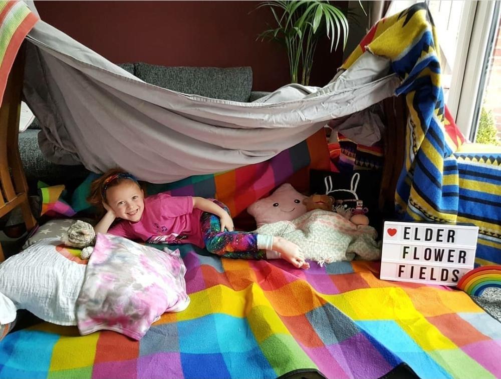 Celebrating Elderflower Fields at home in 2020