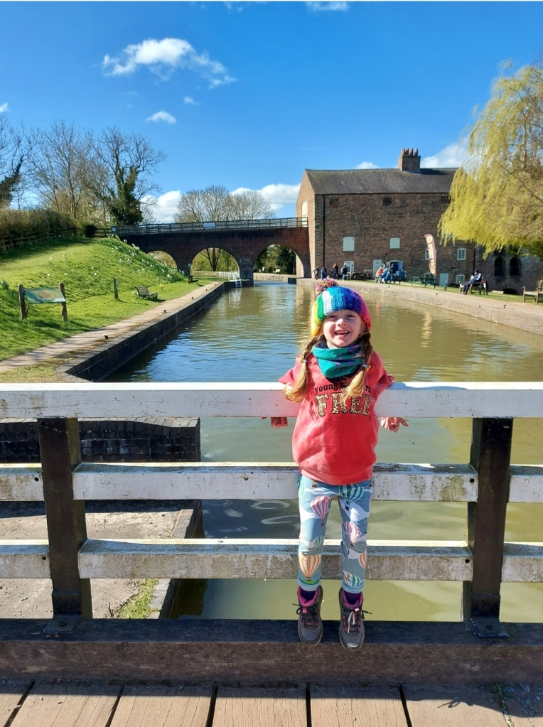Moira Furnace and the Ashby Canal