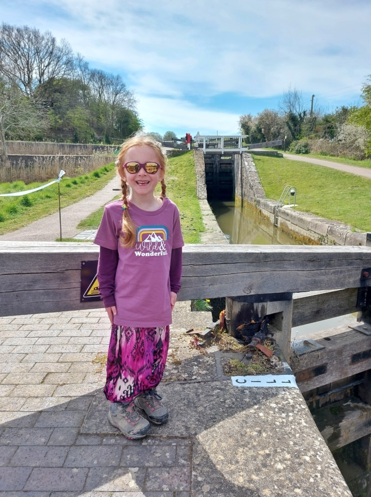 Foxton Locks is such a unique and beautiful place to visit