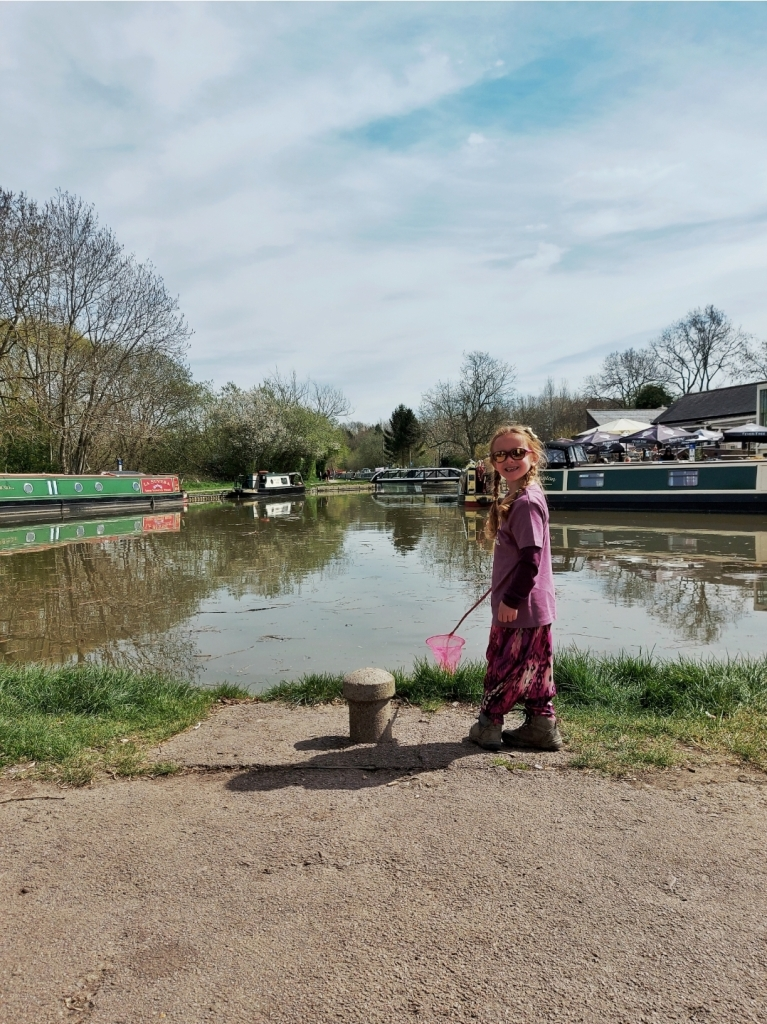 There really is so much to do at Foxton Locks for all the family
