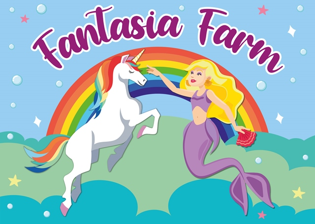 The Fantastia Farm is running from 29th May - June 6th at National Forest Adventure Farm