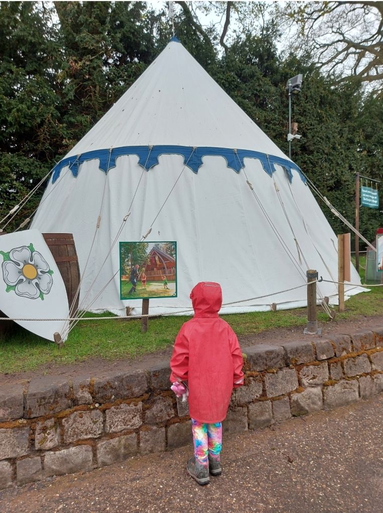 Dreaming of an overnight stay! You can stay in the themed accommodation including glamping and Zog Play & Stay breaks at Warwick Castle