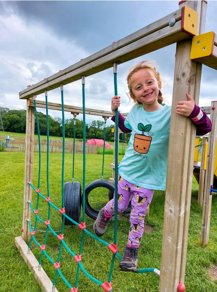 There are so many great places to play at Bluebell Dairy