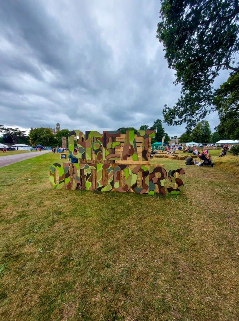 Enjoy the Great Outdoors at Gloworm Festival