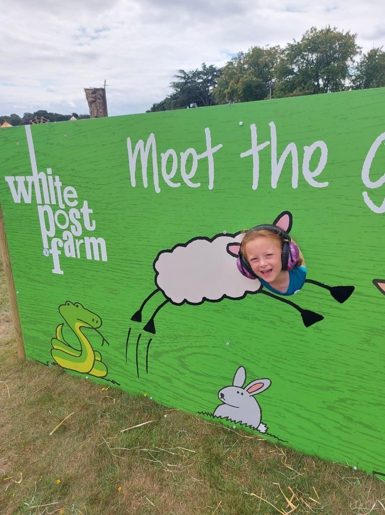 White Post Farm was once again fantastic!