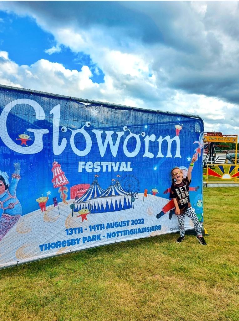 Buzzing for Gloworm Festival 2021