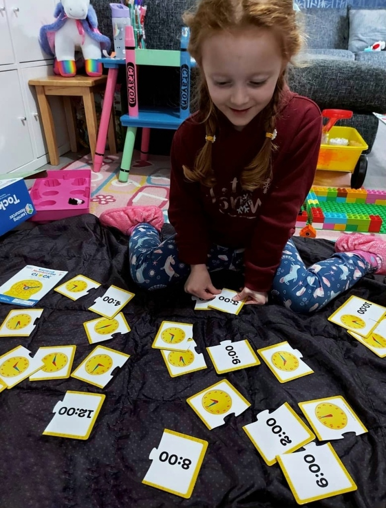 The cards are easy to read and hours of fun too!