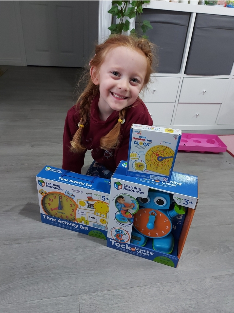 Thank you Learning Resources UK for these lovely activities and toys! (gifted)
