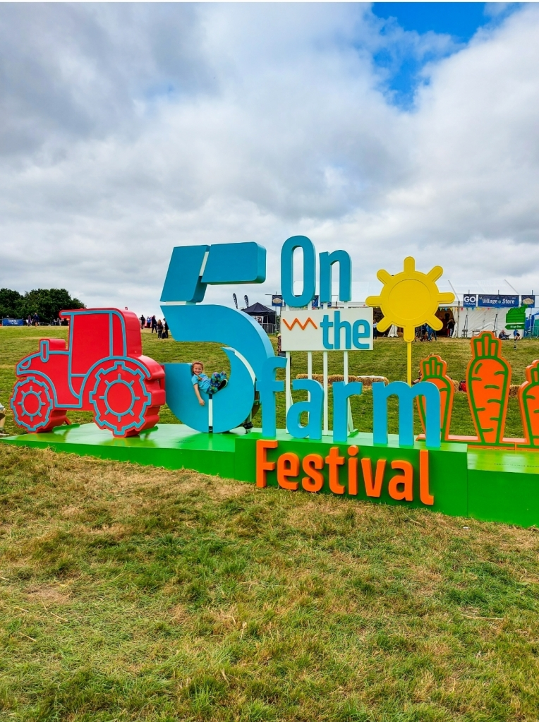Welcome to Cannon Hall Farm in Yorkshire for 5 on the Farm Festival