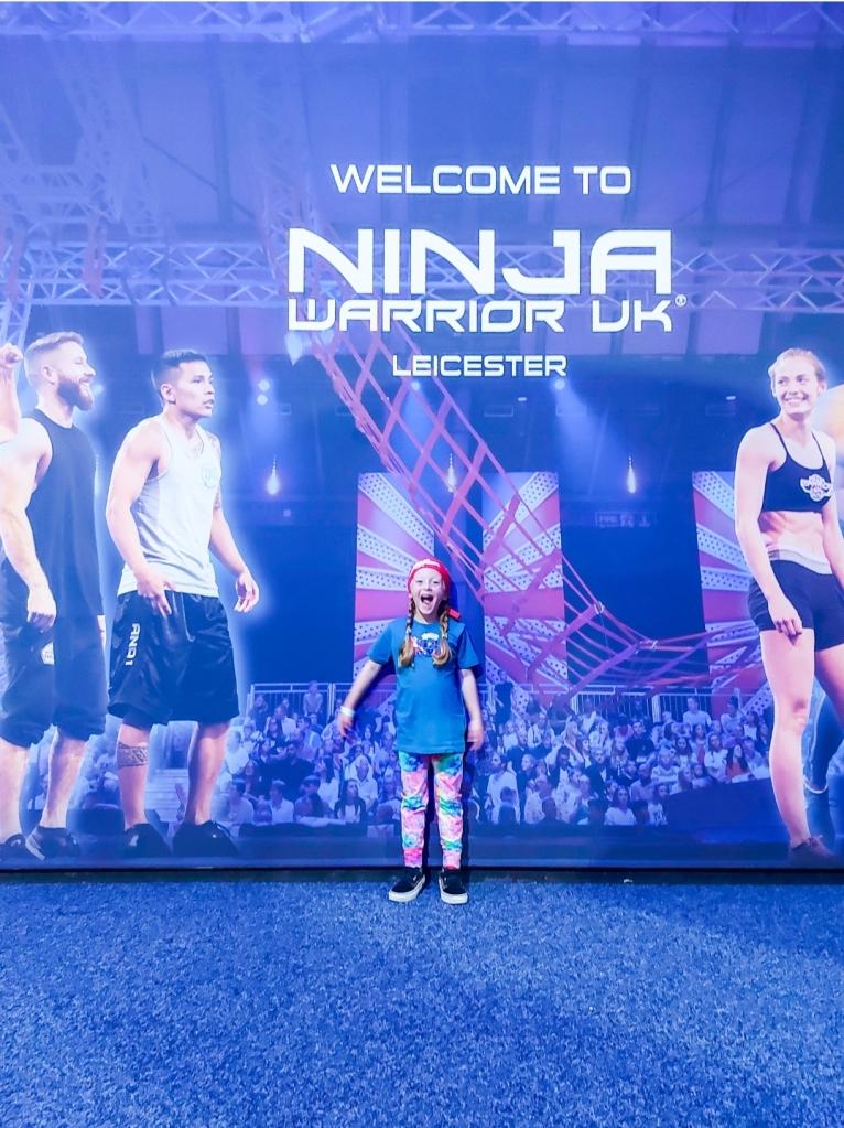Welcome to Ninja Warrior UK, Leicester