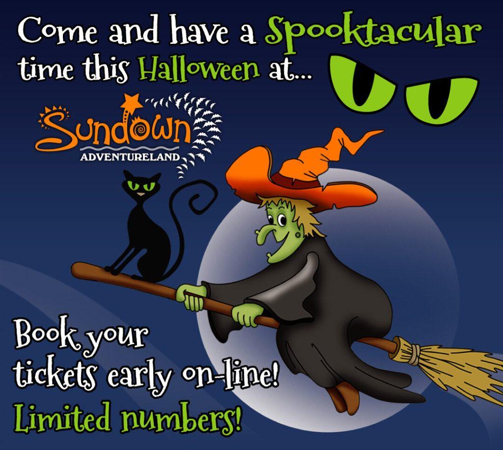 Halloween at Sundown Adventureland