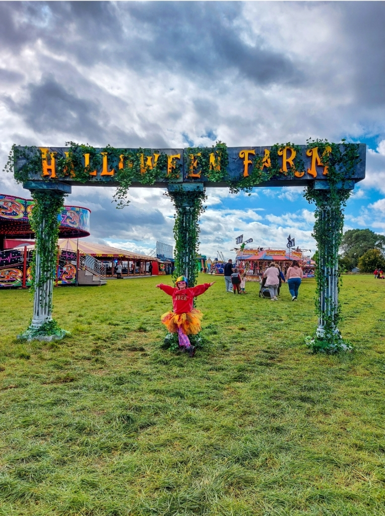 Welcome to Halloween Farm at Cattows Farm